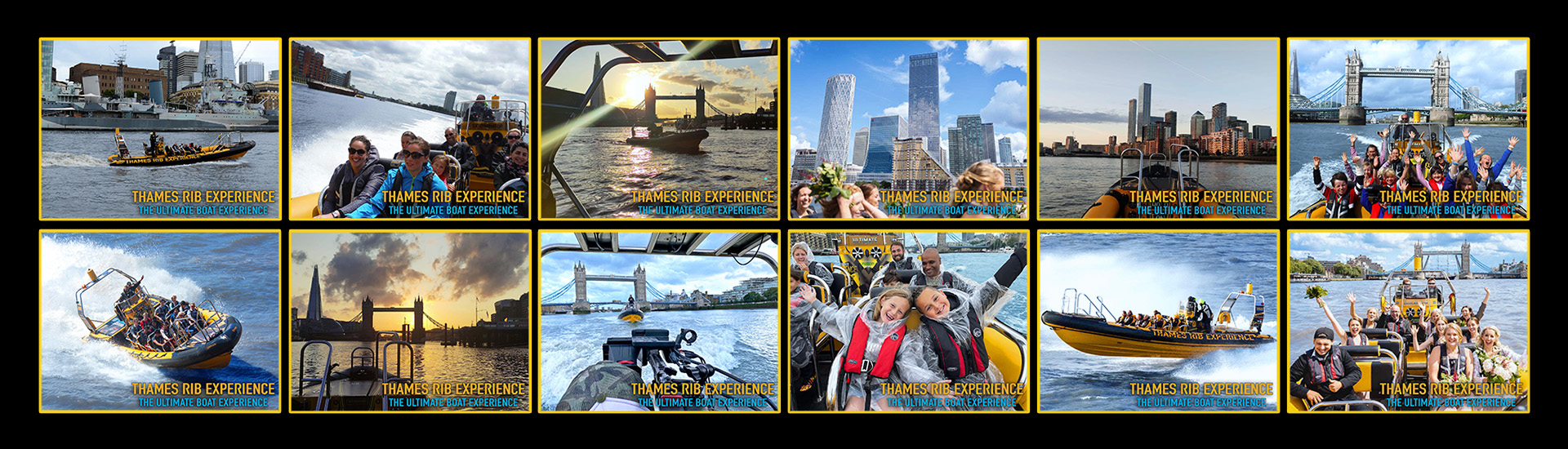 About Thames RIB Experience