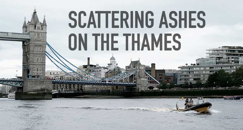 Scattering Ashes London