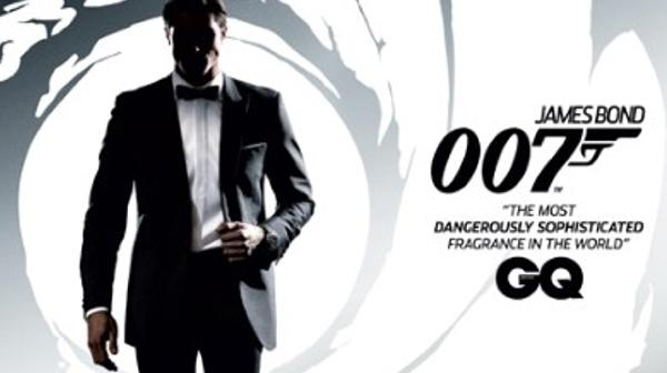 James Bond Fragance