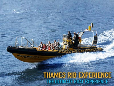 London Boat Experience