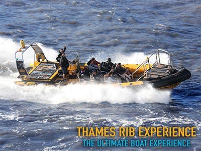 Fastest London Speedboats