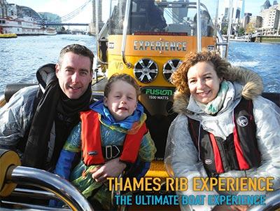 Fastest Thames Speedboats
