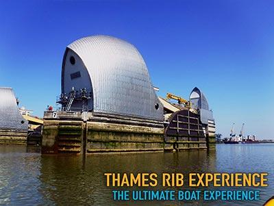 Amazing Thames Flood Barrier