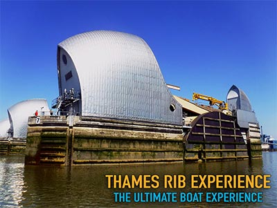 Tour to the Thames Barrier