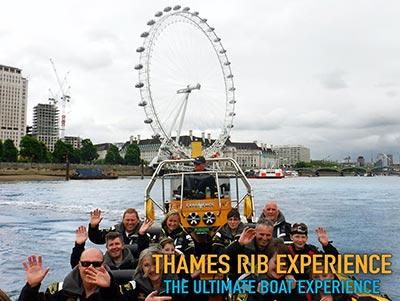 Visit London Eye