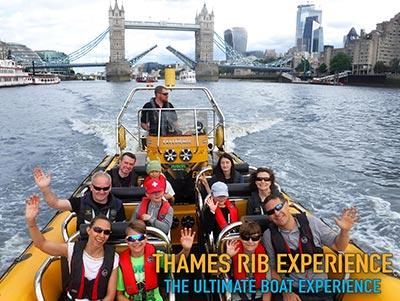 Best ThamesBoat Tour