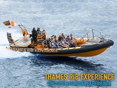 Amazing Thames Speedboats