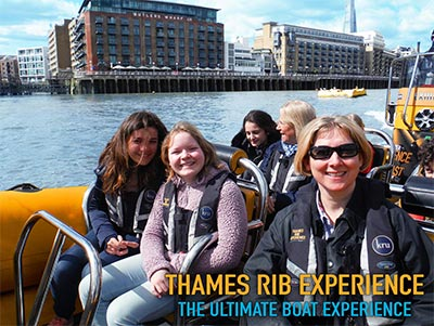 London Girls day out activities
