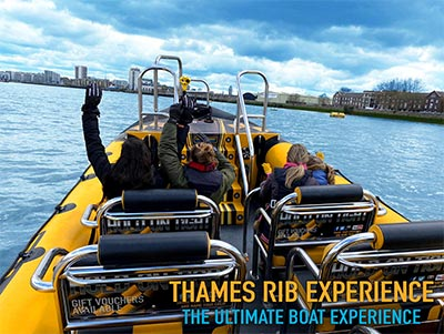 Thames Fun activities and adventures