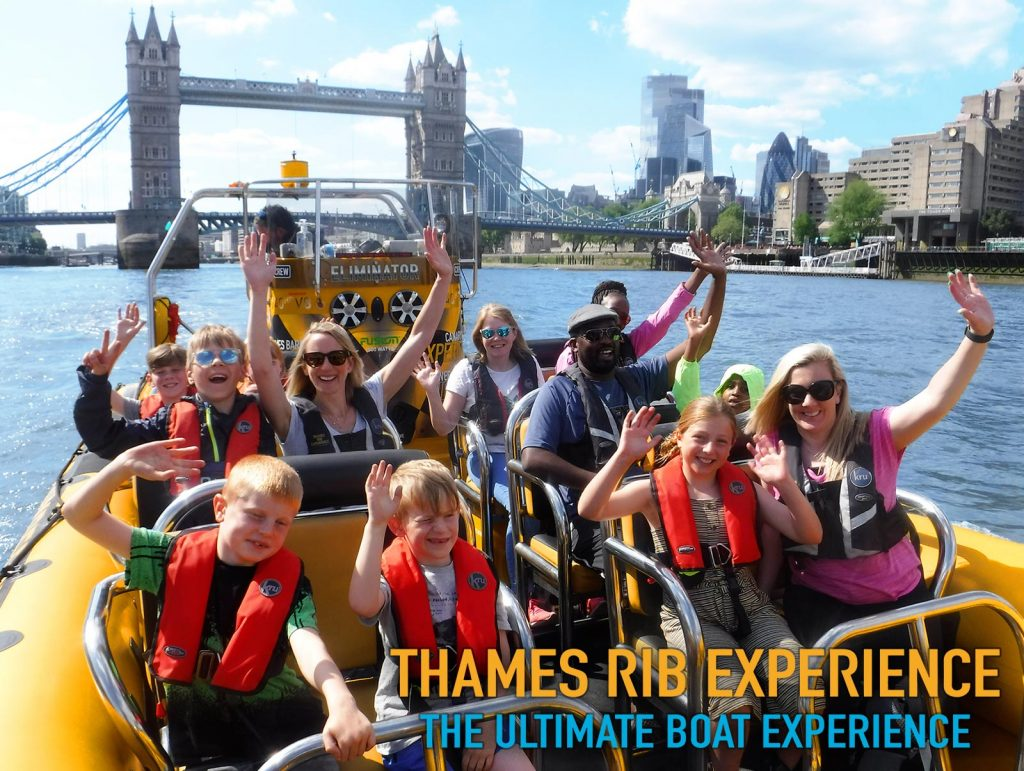 Thames RIB Experience - What to do in London