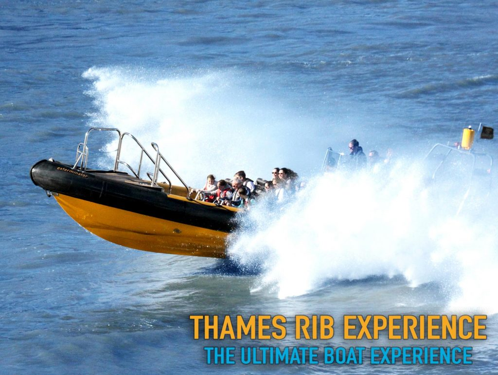 London Speedboat Tour - Thames RIB Experience